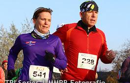 Patricia en Rob Ronde Venen marathon 2019